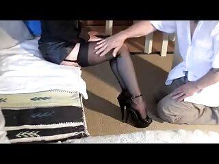 Novia lamió videos porno sub español el coño después de lo cual se entregó en todas las grietas