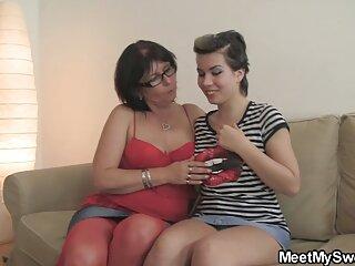 Eran follando sub español tres lesbianas